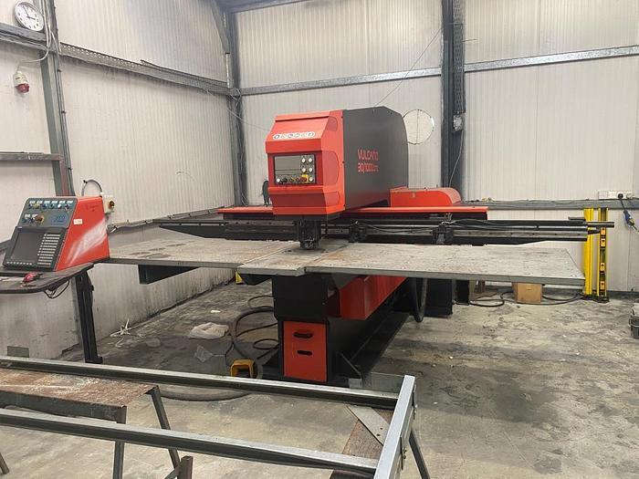 Used 1999 FIM Vulcano 30/1000 CNC Punching Machine