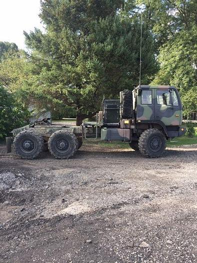 Used 2003 STEWART & STEVENSON M1088