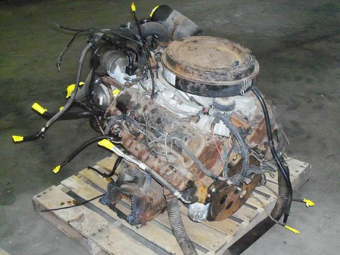 Used 1995 Diesel Engine- Stock #: 0078
