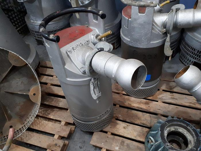 Used 18 kW MT Submersible Pump – P11229