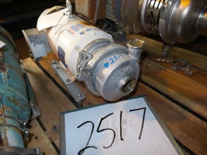 Waukesha/Cherry-Burrell 2'' x 1 1/2'' Centrifugal Pump #2517
