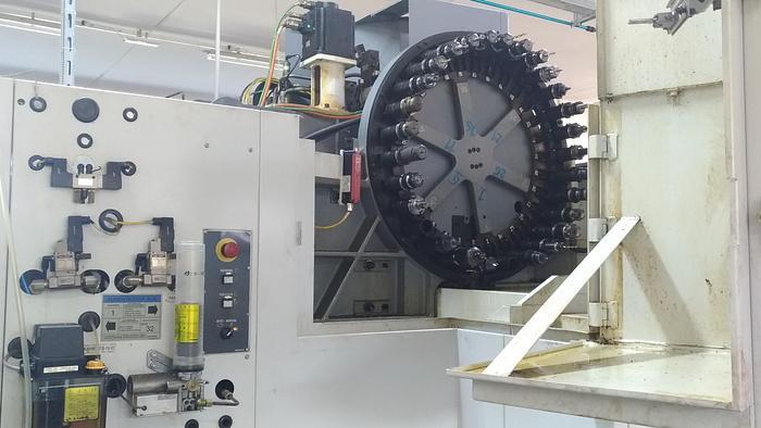Usata Centro di lavoro VERTICALE MAZAK NEXUS 510C anno 2003