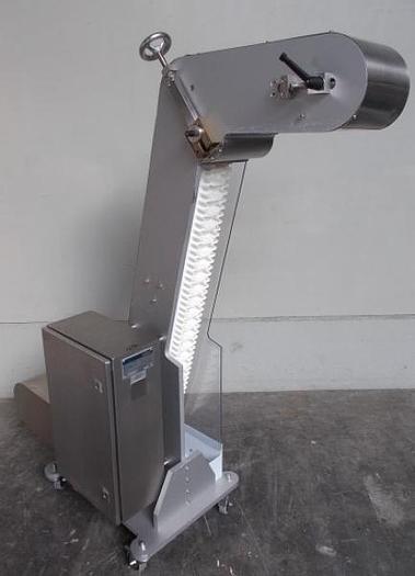 Used P 12084 D - Elevator Conveyor MEWES