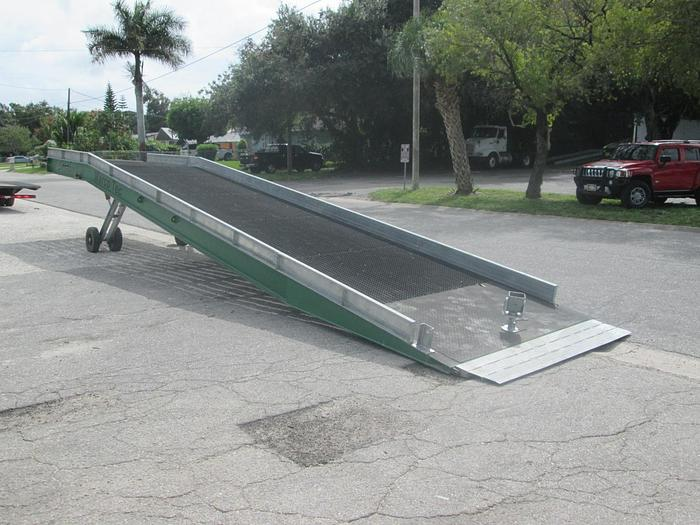 38' Marco Tec Pro Ramp Loading Ramp
