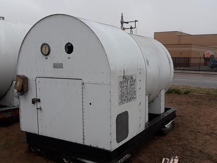 Used 3.75 Ton Tomco Nitrous / CO2 Bulk Tank