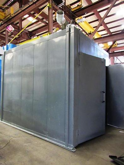 Used 2008 Park Thermal Batch Curing Oven