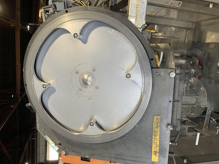 Zalkin 6-head rotary Plastic Capper