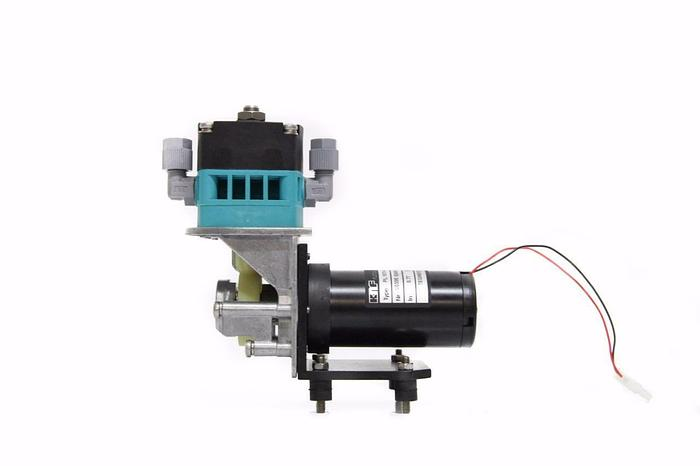 Used KNF Flodos 24VDC PL1879-ND 1.100 Fluid Pump Nr 3/0305 824909 Assembly (5364)