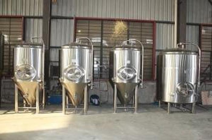New Stock - BSV 10 bbl Fermenter