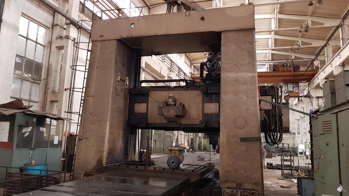 1978 CNC Portal Milling machine  SEDIN  6625Y