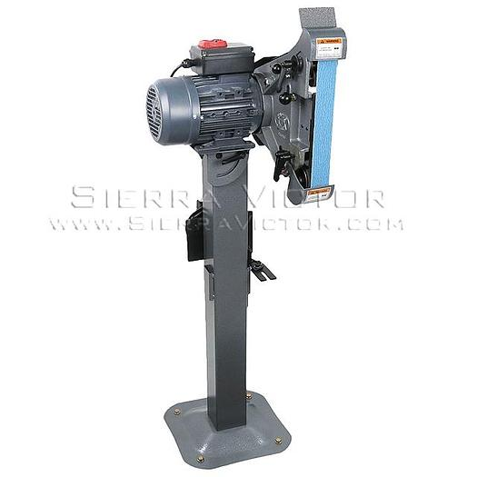 RADIUS MASTER Series II Variable Speed Belt Grinder RM48-VS