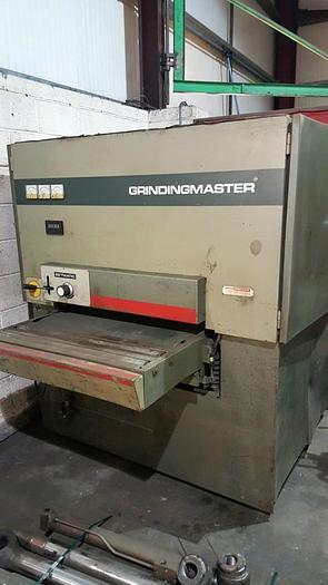 GrindingMaster Setmatic Linishing Machine