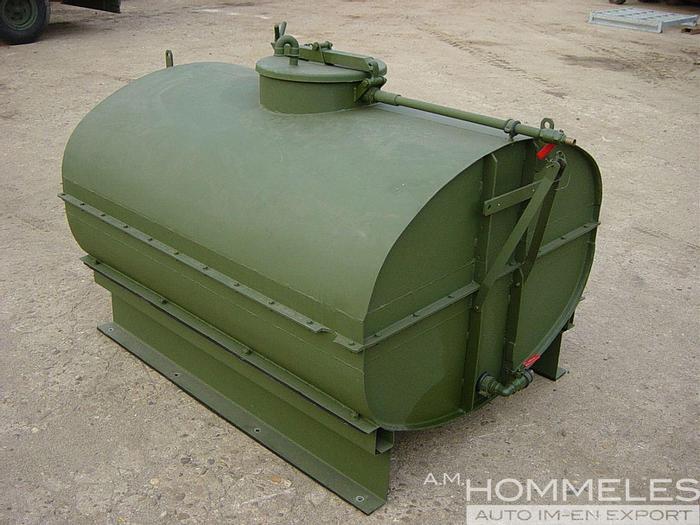 Used Drinkingwater tank 1000l