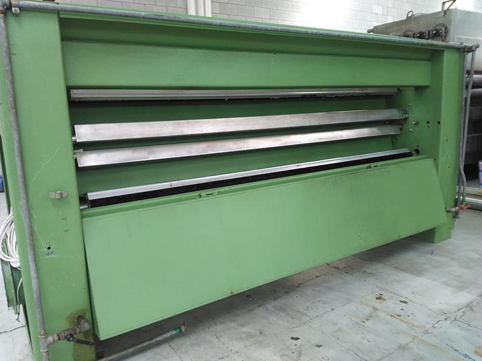 BRUSHING MACHINES OSTHOFF VP87/1