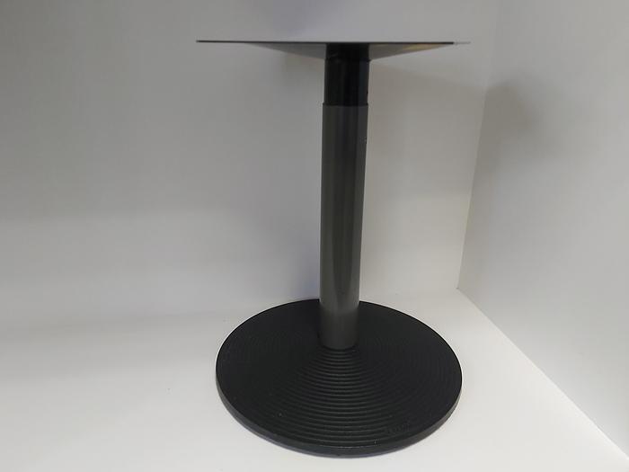 Gebraucht Fussgestell für Tisch, schwere Ausführung, verstellbar, H 65-80cm, Hali gebraucht-Top