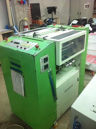 1997 2-Head DIMUKEN Hologram Encoder/Applicator DC8614-H2