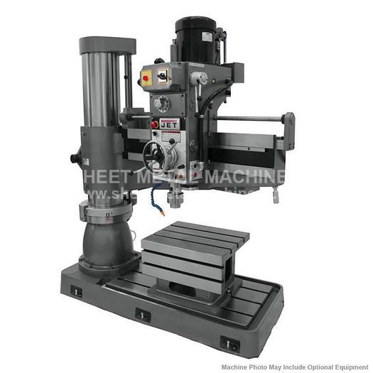 JET J-1230R Radial Drill Press 230V 320036