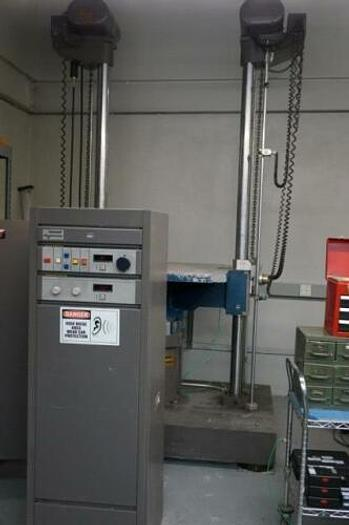 LANSMONT DROP TESTING MACHINE WITH CONTROLS / SHOCK TEST SYSTEM