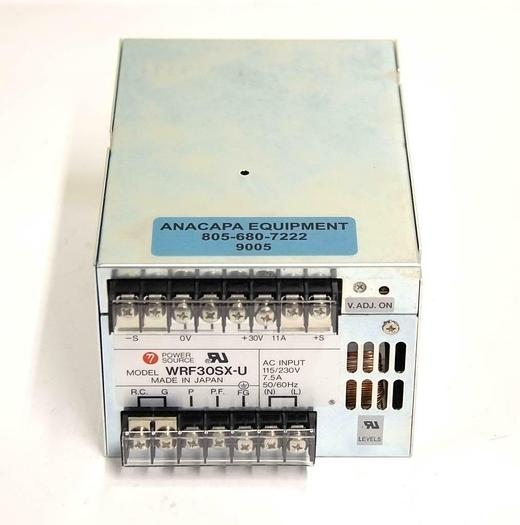 Used ETA WRF30SX-U Linear Switching Power Supply Power Source 115/230v USED (9005) R