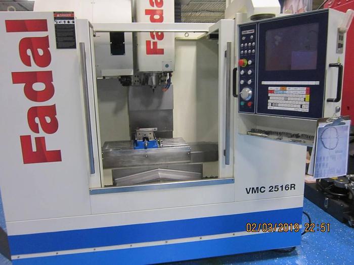Used 2014 Fadal CNC Vertical Machining Center   4020B