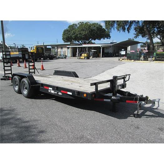 2014 Anderson 20' Equipment Trailer