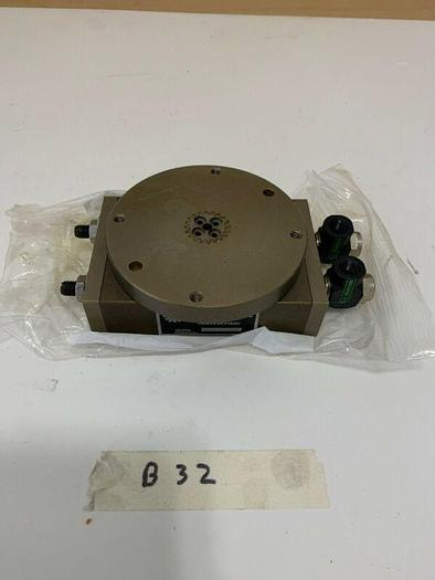 New Robohand RR-36-90 Rotary Pneumatic Actuator Warranty Fast Shipping