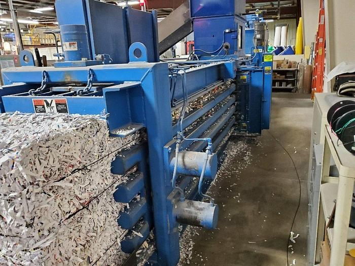 Used SELCO HORIZONTAL BALER