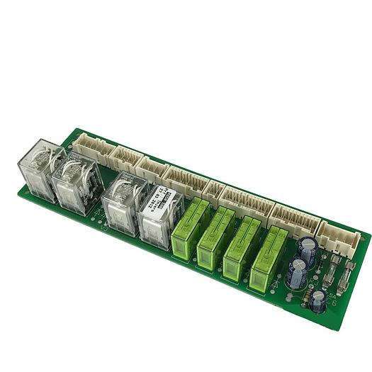 PC Board Complete For IDEAL 3915-95, 4215, 4250, 4315, 4350 Electric Guillotines