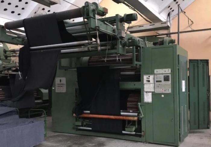 Used RAISING MACHINE LAFER  GRV-90 DUPLEX