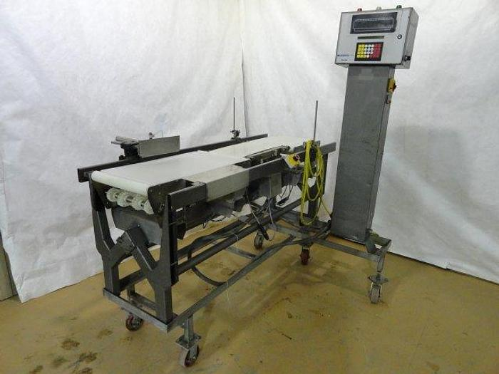 Used Mettler Toledo Hi-Speed Checkweigher; Md#Micromate