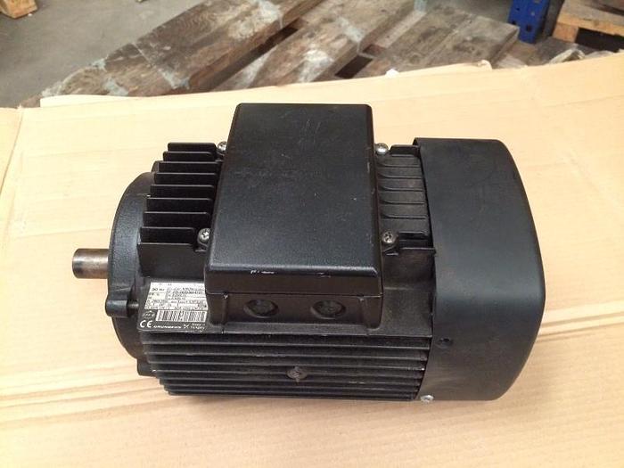 Used Grundfos Electric Motor MG 90LA2-24FT115-C