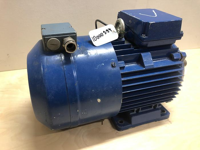 Used BEVI electric motor 4 kW