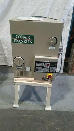 Used Conair Franklin Compu-Dry Dehumidifying Dryer CD 30 Plastic Resin Dryer