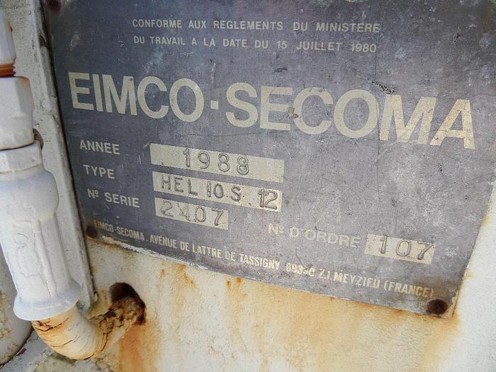 1988 Eimco Semoca Helios 12