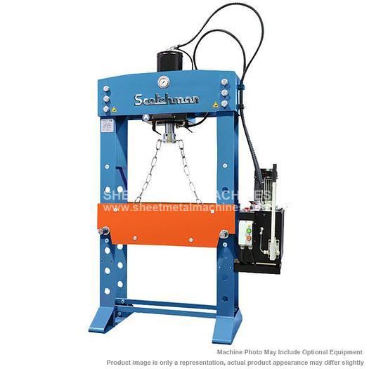 SCOTCHMAN 60 Ton Hydraulic Press PressPro 60