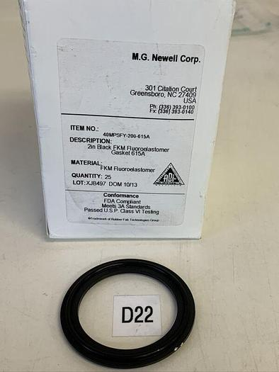 Lot of 22 40MPSFY-200-61
