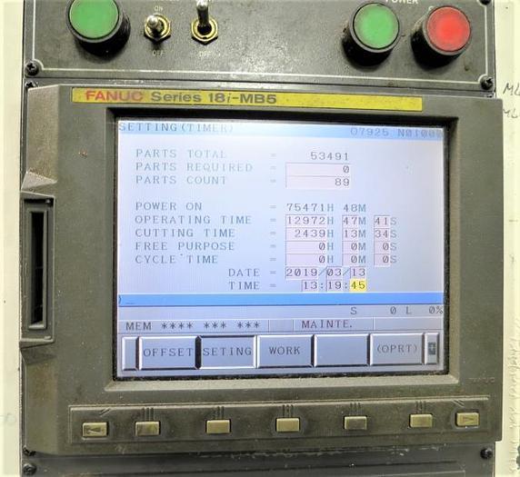 2009 Hwacheon  2M-5AX