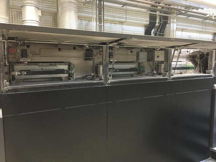 2013 Heidelberg XL106-5+LYYL+P-5+LX3