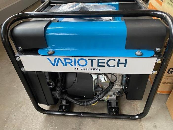 Stromaggregat VarioTech VT-QL3500ig