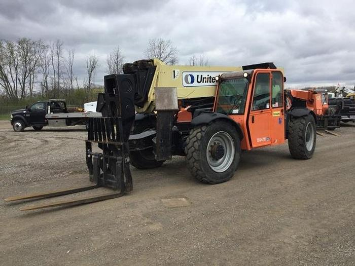 Used 2013 JLG-55A Telehandler, Diesel 4 x 4, EROPS w/ Heat & AC