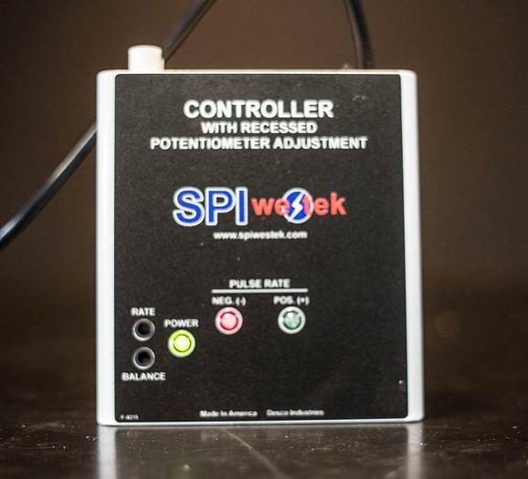 Used SPI Westek Controller 94240 W/ Recessed Potentiometer Adjustment SP4015L (1208)