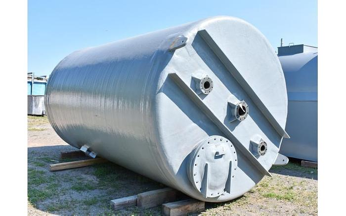 USED 8160 GALLON TANK, FIBERGLASS