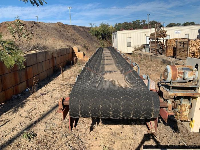 Used Custom Built Conveyor