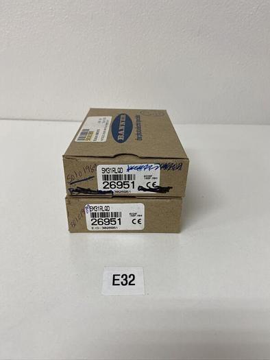 New In Box Banner Photoelectric Sensor SM31RLQD (Lot Of 2)