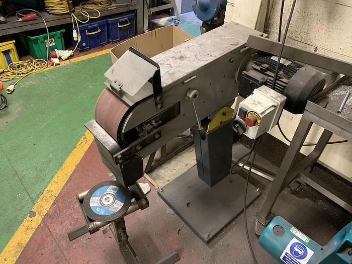 Used EPPLE BSM 150-2 2 Speed Metal Grinding Machine