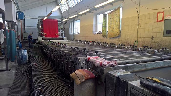 Rotary Printing BUSER 1800 mm 1990 - 2016