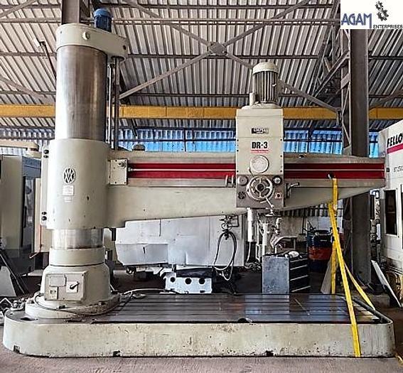 Used Csepel RFH 100 / 3000 Radial Drilling Machine
