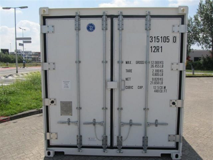 "10 'Container 8'6 ""Carrier"