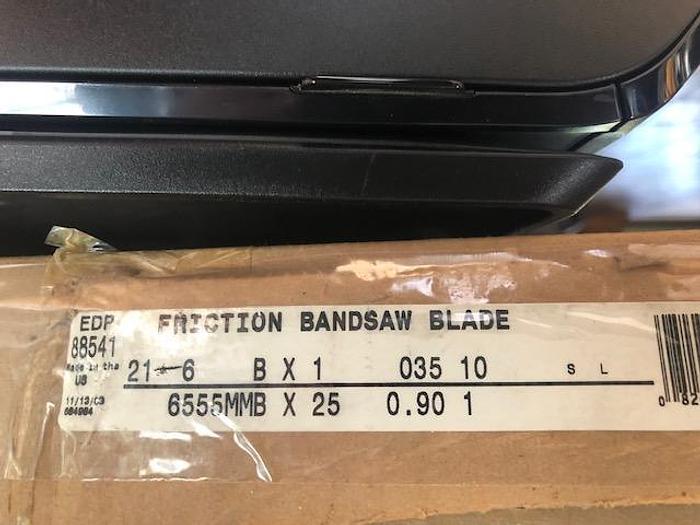 Used Lenox Friction Bandsaw Blades