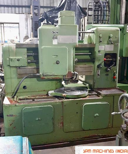 Used TOS OH6 Gear Shaper Machine